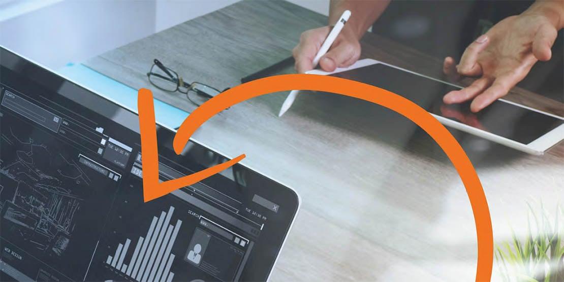 SITA Case study - Hands with ipad